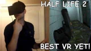 getlinkyoutube.com-HALF LIFE 2 Oculus Rift Razer Hydra, Best VR experience YET!