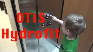brand new OTIS Hydraulic elevator at Towers Mall Roanoke VA
