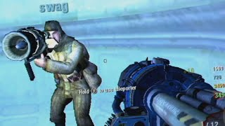 getlinkyoutube.com-2 Thunderguns swag - Epic Call of Duty Zombies Glitch! (Nintendo Wii Gameplay)