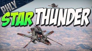 getlinkyoutube.com-STAR THUNDER - Spaceships In WAR THUNDER (War Thunder Gameplay)