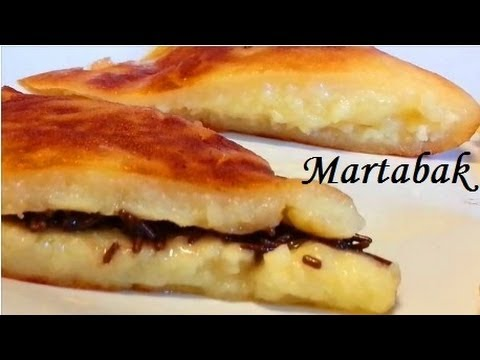 How to Make Sweet Martabak (Cara Membuat Martabak Manis)