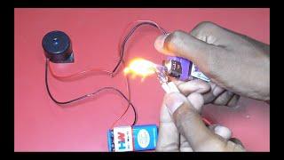 getlinkyoutube.com-How To Make Fire Alarm
