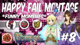 getlinkyoutube.com-Terraria Happy Days Fails and Funny Moments Montage #8
