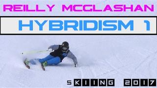 "getlinkyoutube.com-Reilly McGlashan - Skiing 2017 - ""Hybridism 1"""