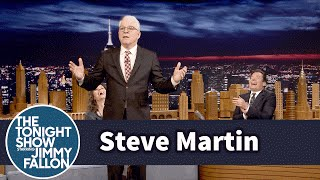 Steve Martin Reflects on His First Stand-Up Set in 35 Years