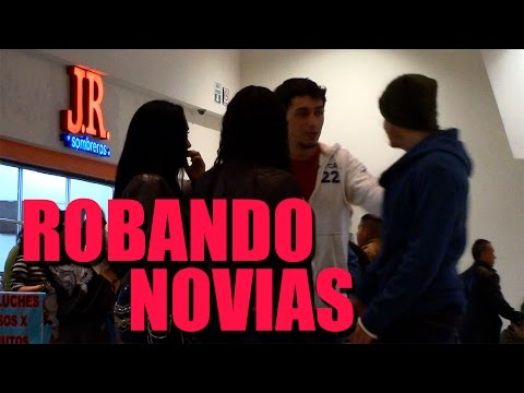 Robando Novias | Bromas 2015 | Just Maming | Pranks |
