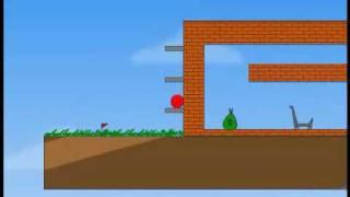 getlinkyoutube.com-Red Ball Walkthrough Video (All levels 1-17)