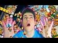 LLUVIA DE PALOMITAS   Super Mario Maker