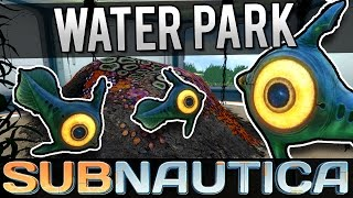 getlinkyoutube.com-Subnautica | Water Park & Water Filtration Machines | Subnautica Gameplay (Let's Play Subnautica)