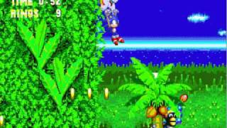 Sonic the Hedgehog 3 Rainbow Dash Edition hack 20% cooler 2 player mode