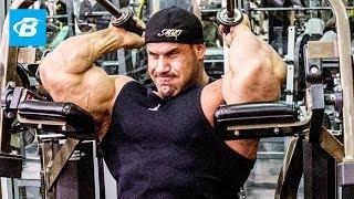 getlinkyoutube.com-Train Large | Jay Cutler Living Large | Mass-Building Workouts, Training Tips, Nutrition Plan | Ep 2