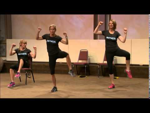 Faithful Workouts: Getting Started Low Impact Exercise Video