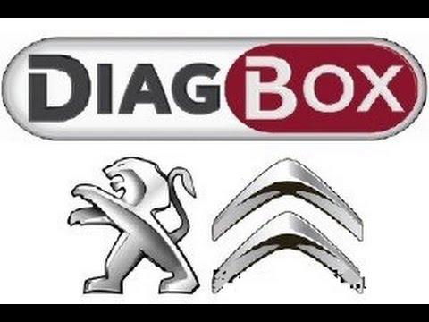 Телекодирование параметров Peugeot ... DiagBox