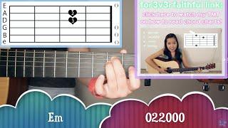 """getlinkyoutube.com-""""7 Years"""" - Lukas Graham EASY Guitar Tutorial/Chords"""