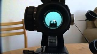 getlinkyoutube.com-How to zero a red dot sight