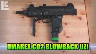 getlinkyoutube.com-Umarex Co2 Blowback Uzi & MOLLE Gear (Airsoft SC Village Gameplay/Commentary)