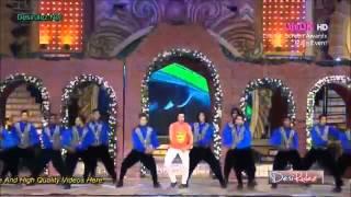 getlinkyoutube.com-Tera dhayan kidhar hai MAI TERA HERO SONG  Varun Dhawan Performance at 20th Annual Life OK Screen Aw