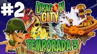 getlinkyoutube.com-Dragon City T3 - Capitulo 2 - Isla Trono y Dragon Soldado