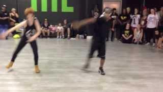 Chris Brown- Love More ft. Nicki Minaj Choreography by: Hollywood