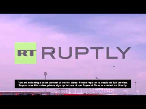 France: Stunts and speed on first day of 50th Paris Air Show