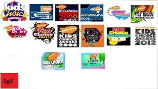 History of Nickelodeon KCA (1988-2017) | Saqib Gamer Zooka