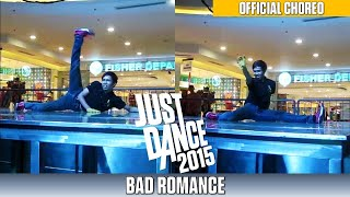 getlinkyoutube.com-Just Dance 2015 - Bad Romance (Official Choreography) Avatar 2 - Final Round