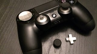 getlinkyoutube.com-How to mod your Playstation 4 Controller Elite Style part 1