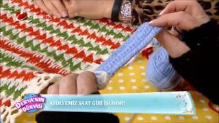 getlinkyoutube.com-BEBEK YELEĞİ ve BATTANİYESİ yapımı - Derya Baykal - Deryanın Dünyası
