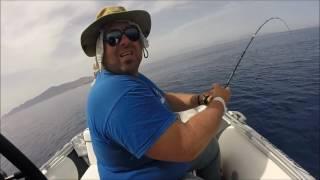 ψαρεμα με πλανο Slash της Pregio