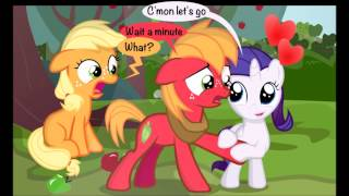 "getlinkyoutube.com-""Out with Another Apple"" MLP Comic Reading"