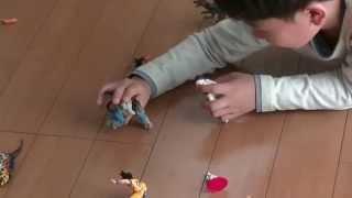 getlinkyoutube.com-ドラゴンボールのストーリ遊び