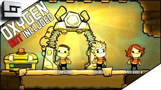 getlinkyoutube.com-Oxygen Not Included - BEGINING MY COLONY! ( ONI Gameplay ) Part 1