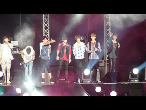 [Fancam] 120615 SHINee (ENDED) (Boy Nitez Out)