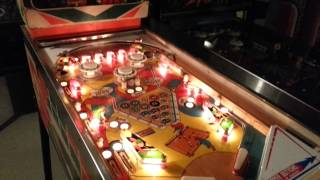 getlinkyoutube.com-Gottlieb Sure Shot (1976) pinball