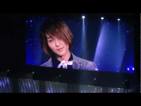 [FANCAM] 120520 SMTOWN SHINee ONEW + f(x) LUNA DUET Special Stage