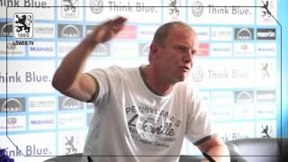 Löwenrunde // Torsten Fröhling vor dem Saisonstart