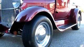 getlinkyoutube.com-1929 Ford Pick Up Street Rod