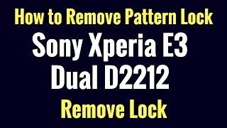 getlinkyoutube.com-Sony Xperia E3 Dual D2212 Unlock done with Flash tool by GsmHelpFul