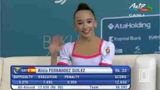 getlinkyoutube.com-Junior - Baku 2014 30th European Rhythmic Gymnastics Championships