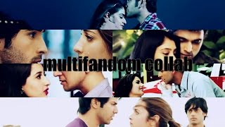 getlinkyoutube.com-● Multifandom || Soch Na Sake {+Lubna Creation}