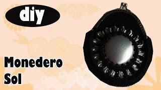 getlinkyoutube.com-Cómo hacer un monedero con fondos de lata y anillas