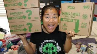 Barnes & Noble Funko Mystery Boxes x2.5