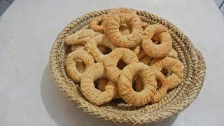 getlinkyoutube.com-الكعك / كعك اسفي / الكعك المسفيوي مع طبخ ليلى kaak / kaak safi