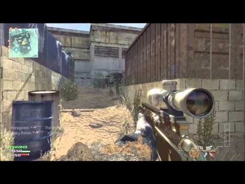 Mw3: MSR Golden QuickScoping