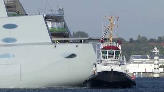 "getlinkyoutube.com-World Largest Sailing Yacht ""A"" Superyacht grande yate grand voilier"