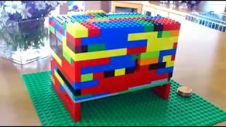 getlinkyoutube.com-第10弾!レゴ簡単メントス自動販売機!