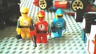 getlinkyoutube.com-Lego power rangers ninja storm