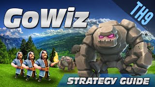 TH9 3-STAR STRATEGY - QUAD JUMP GOWIZ - NO HOGS OR LOONS!