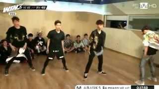 getlinkyoutube.com-WIN vs JYP Dance Battle (JYP Trainee Dance Team) #GOT7