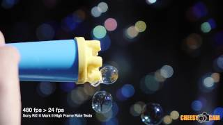 getlinkyoutube.com-Sony RX10 Mark II High Frame Rate 60fps 120fps 240fps 480fps 960fps Slow Motion
